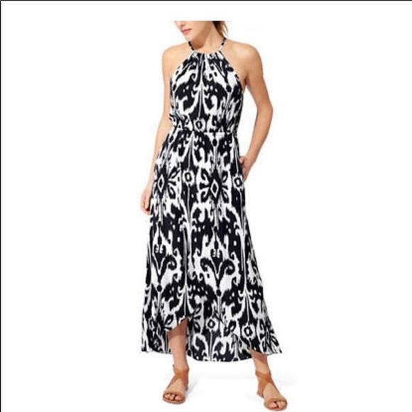 Athleta Dresses & Skirts - Athleta Ikat Bloom Ripple Maxi, size M